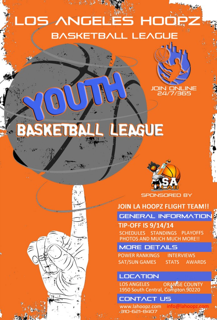 LOS ANGELES HOOPZ | FALL SEASON | YOUTH DIVISION