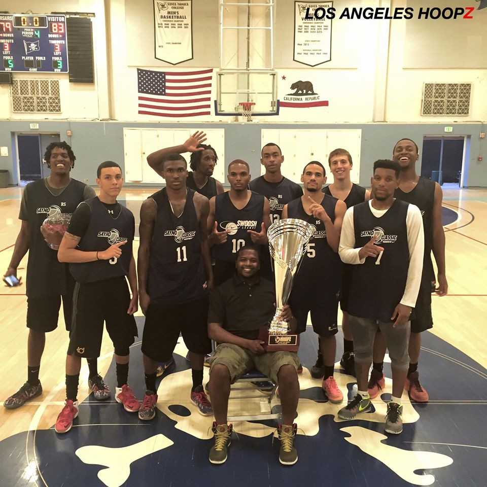 2015 Summer College Division Champions