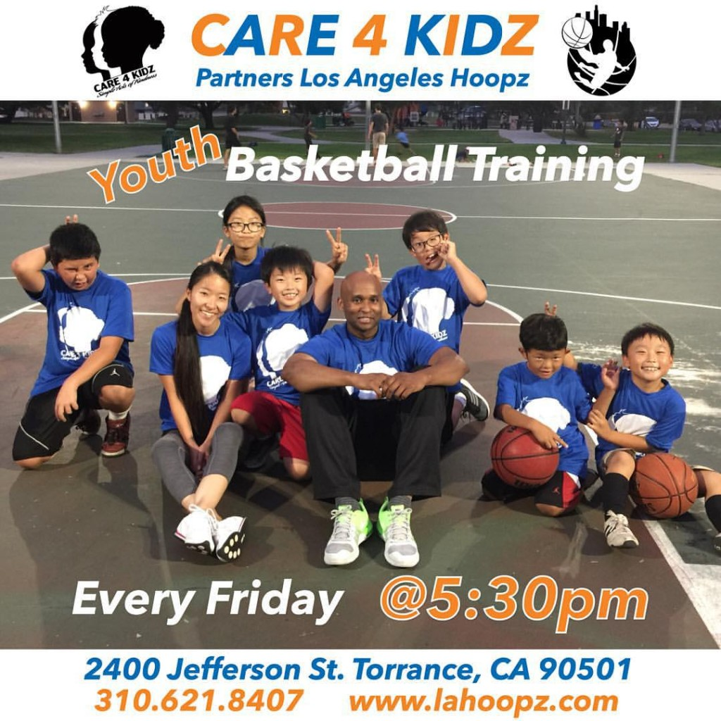 CARE 4 KIDZ | YOUTH BASKETBALL TRAINING